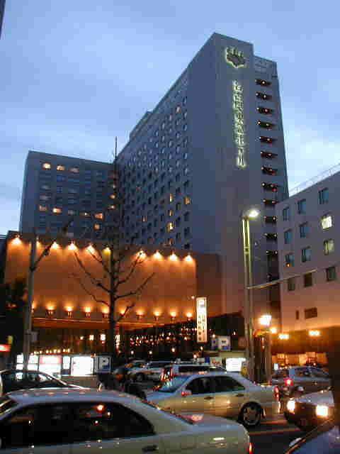 最近では内装も新たにしなおし、ホテル内ホテルと呼ばれる ...